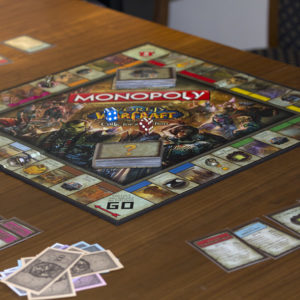 World of Warcraft Monopoly.