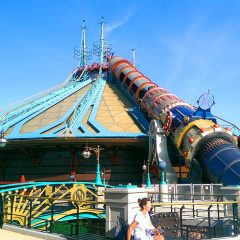 Space Mountain - Mission 2.