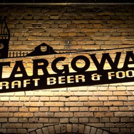 Piwo we Wrocławiu – Targowa – Craft Beer and Food