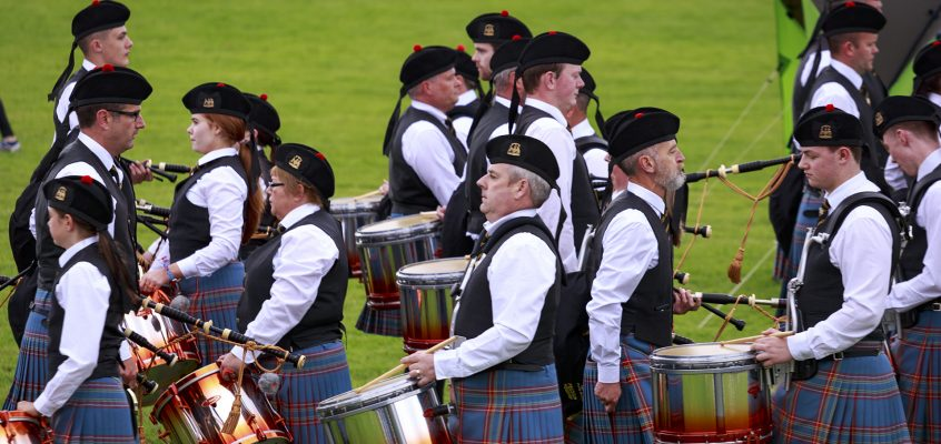 Bridge of Allan Highland Games – Szkockie Igrzyska